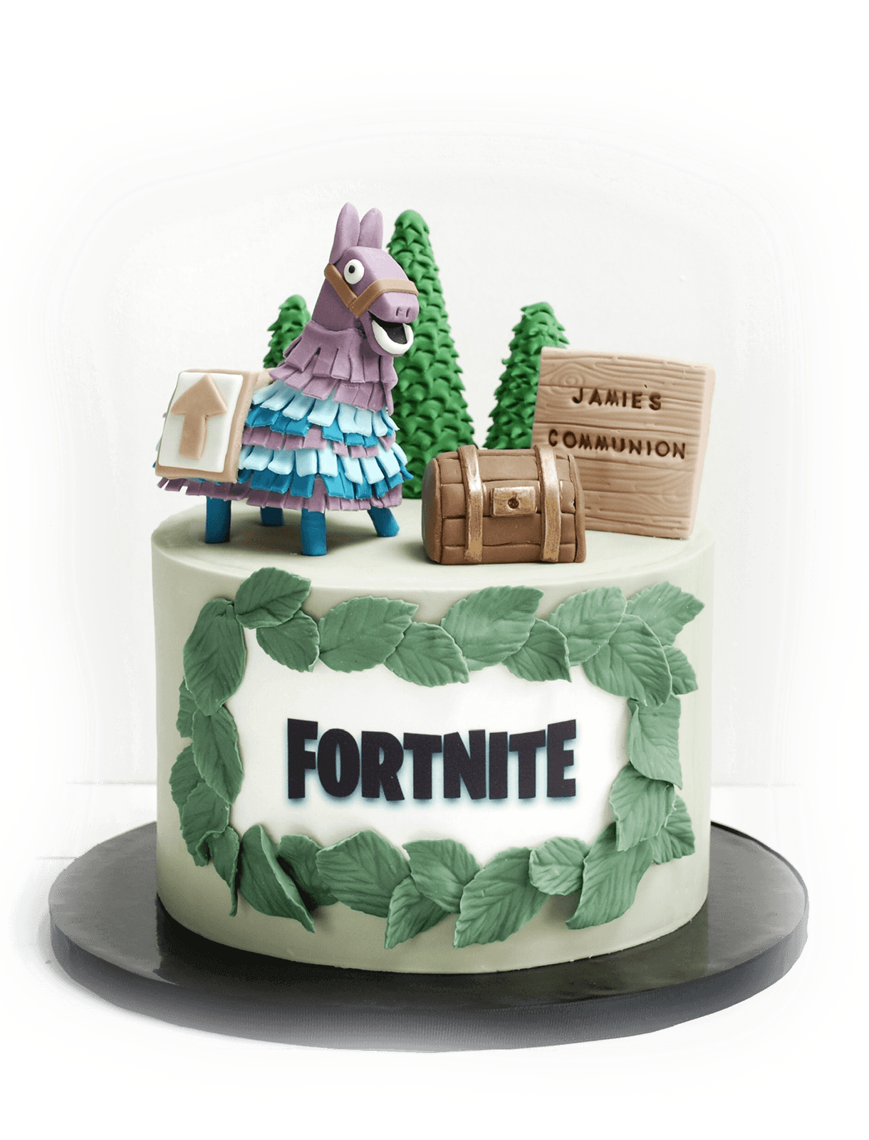 Fortnite Communion Cake?